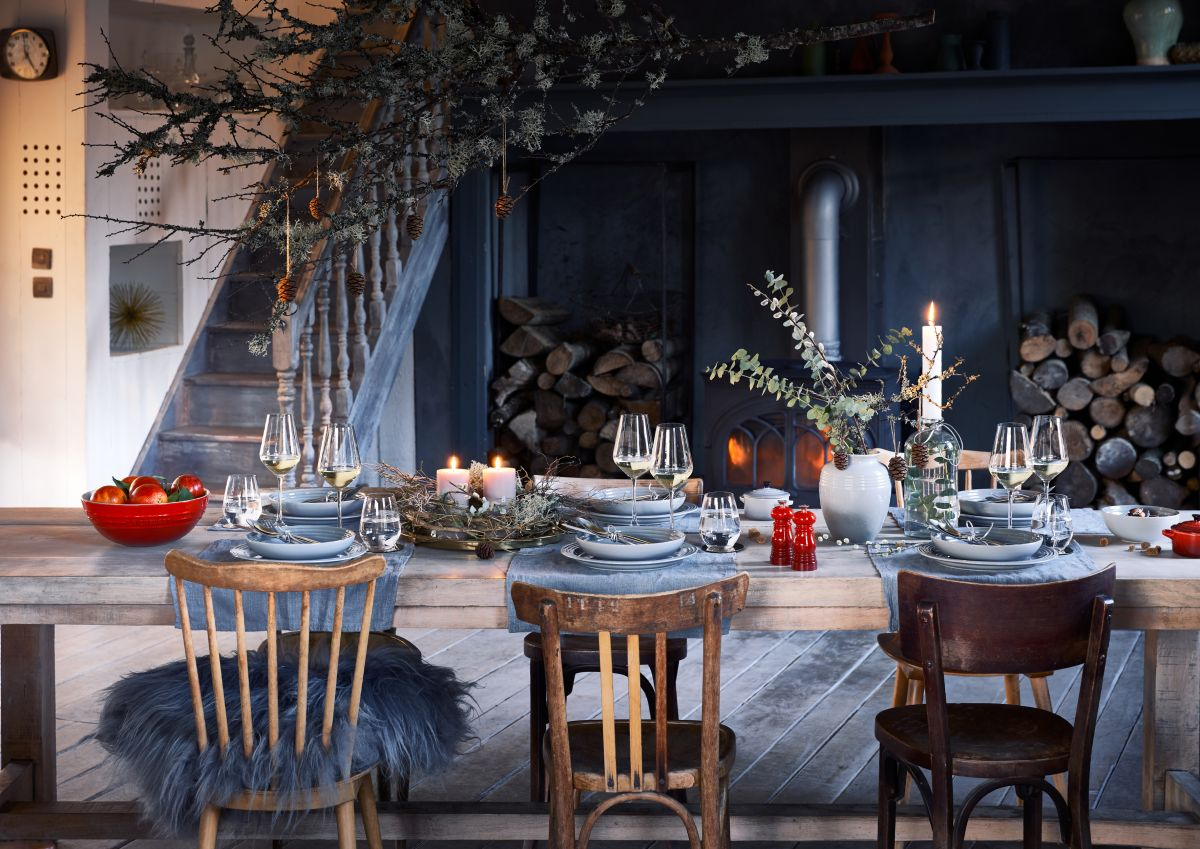 Christmas table decorations: 20 setting ideas for your festive feast