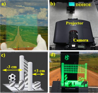 Holography, Light-Field Technology Could Deliver Practical 3D Displays