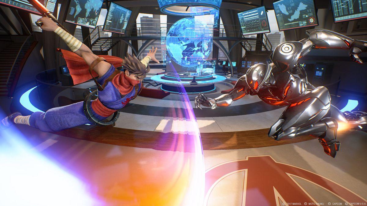 Marvel vs  Capcom Infinite: Everything You Need to Know