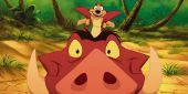 Why The Lion King Didn't Have Timon And Pumbaa Sing Can You Feel The Love Tonight