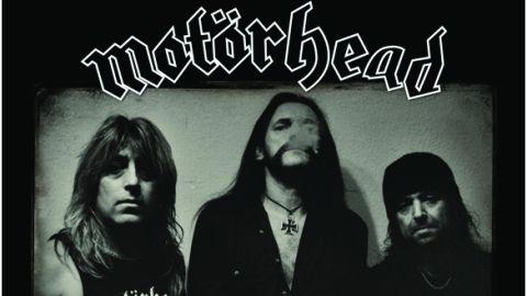 Cover art for Motörhead - Under Cover album