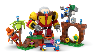 Lego Sonic Mania