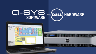 QSC to Demo Q-SYS Software on Standard Dell Hardware at ISE