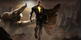 Black Adam Producer Offers Update After Dwayne Johnson Wrapped As The Villain