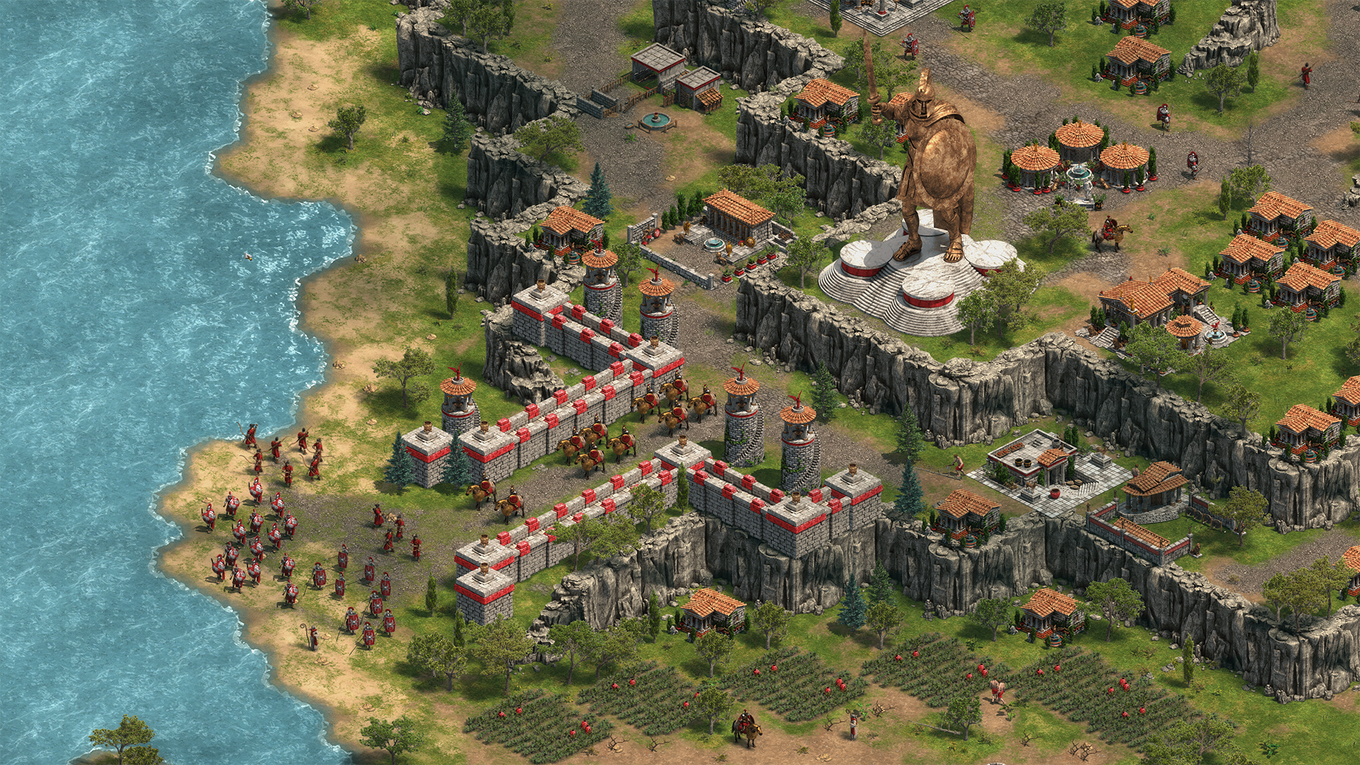 Age Of Empires The Rts That Proved Strategy Could Sit