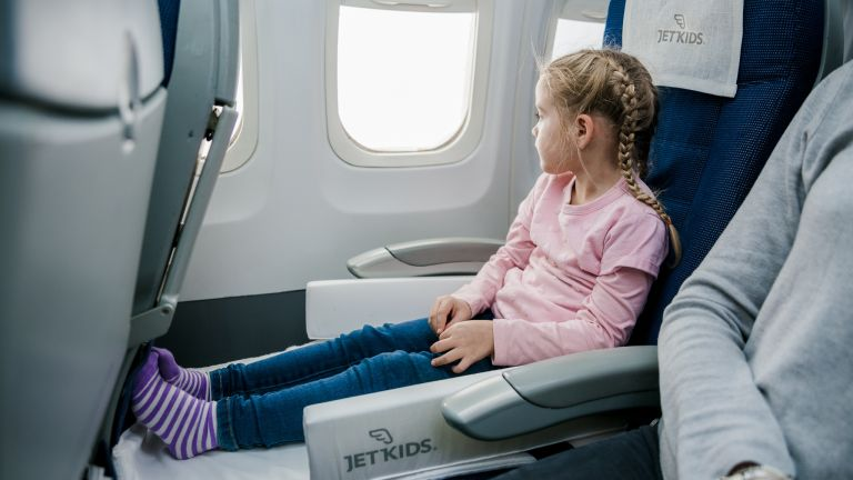 This gadget is a necessity if you're travelling with kids