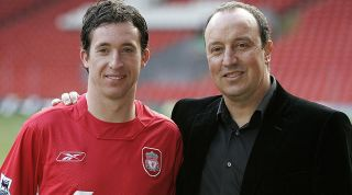 Robbie Fowler Liverpool 2006
