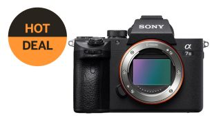 The Sony A7 III is just £1,529 –its lowest price ever!