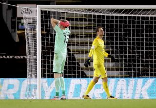 AFC Bournemouth v Crystal Palace – Carabao Cup – Second Round – Vitality Stadium