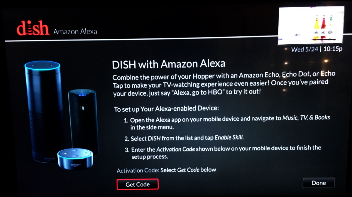 How to Connect Alexa to Dish TV | Tom's Guide