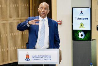 Mamelodi Sundowns owner Patrice Motsepe