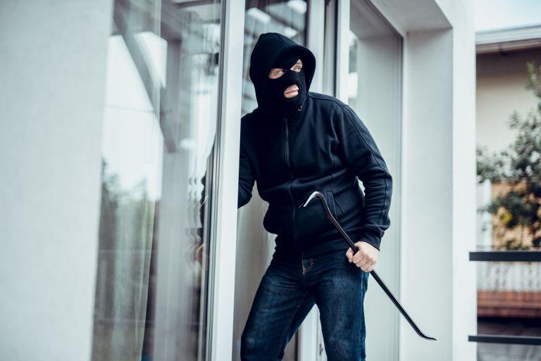 Home security: Burglaries