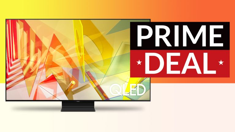 Samsung Q90T prime day deal