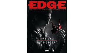Edge magazine issue 361 subscriber cover Naraka Bladepoint