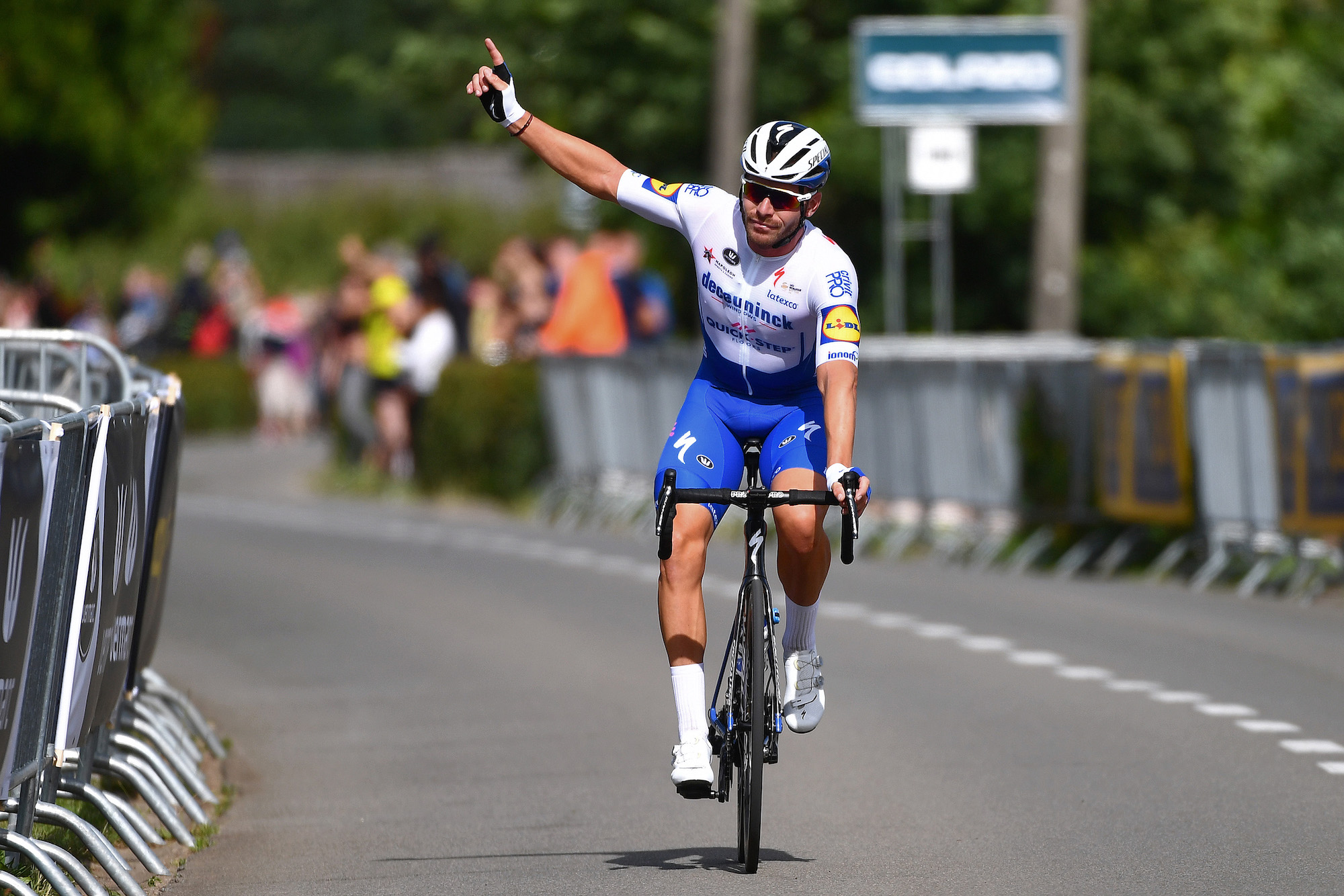 'The need for competition is enormous' – Quick-Step take the win as racing returns in Belgium - Cycling Weekly