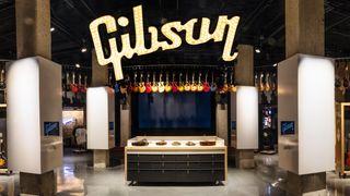 The Gibson Garage