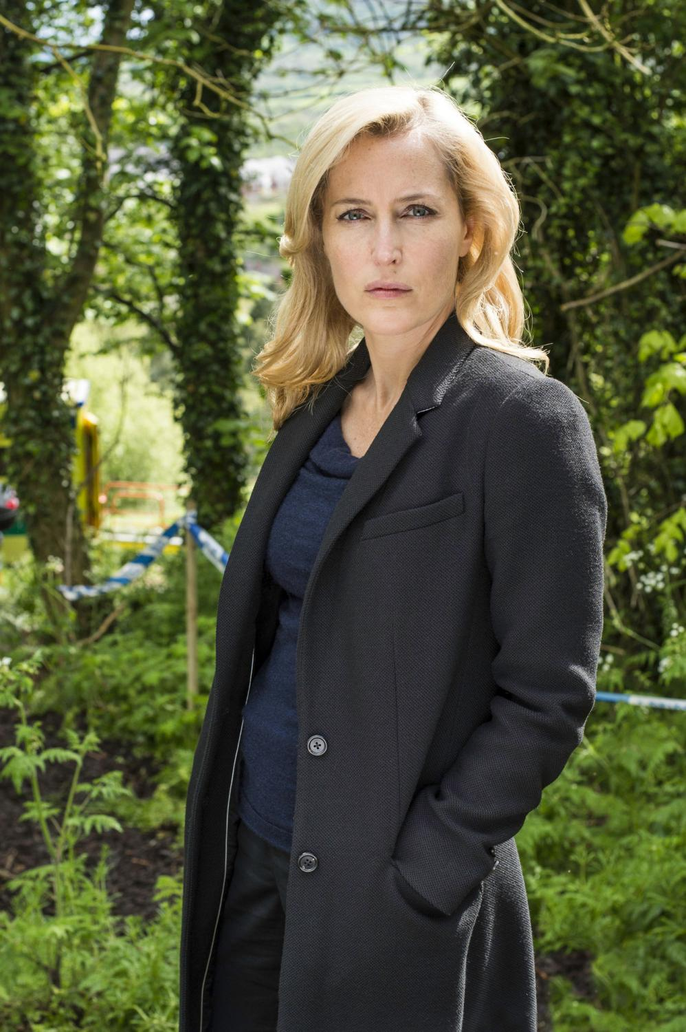 The Fall's Gillian Anderson: 'Stella finds serial killers compelling!'