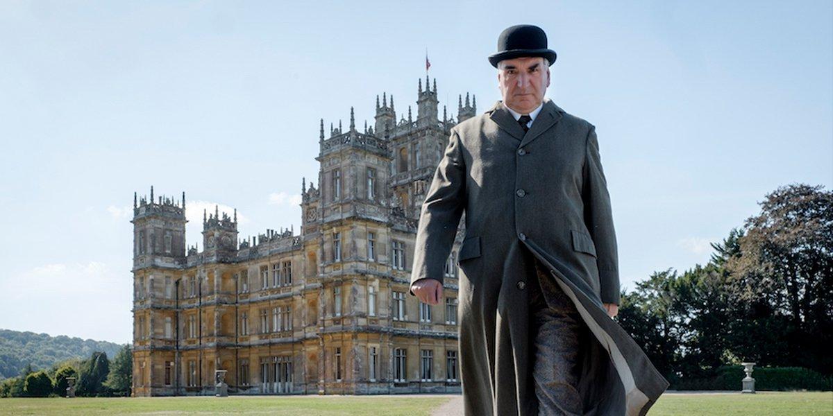 Downton Abbey's Carson returning as Butler