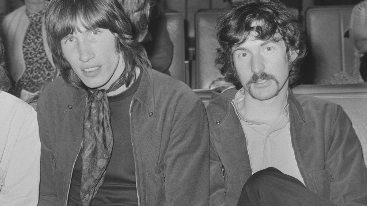 Nick Mason on the car that brought Pink Floyd together