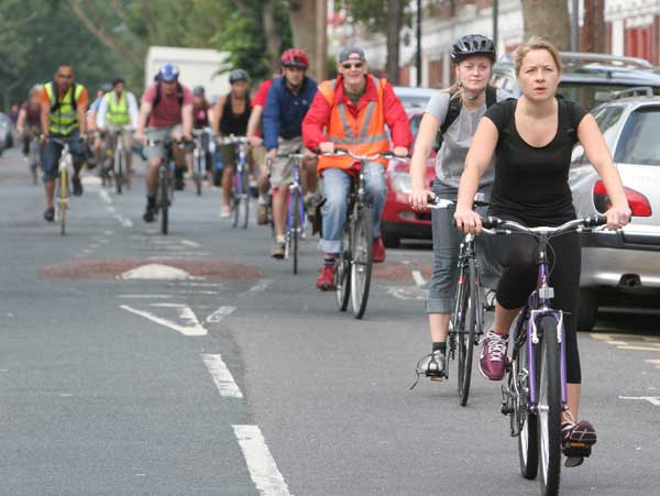 Friday cycling Transport for London chaingangs3.jpg