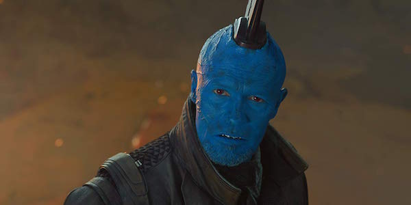 Michael Rooker as Yondu in Guardians of the Galaxy Vol. 2