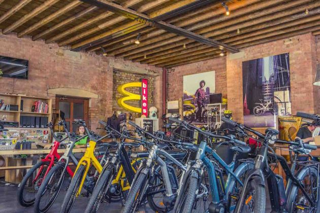 London e-bike store doubles in size - Cycling Weekly 051e43907