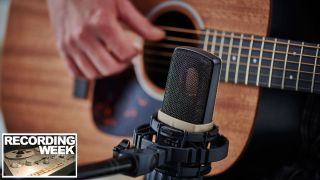 4 easy ways to record acoustic guitar | MusicRadar
