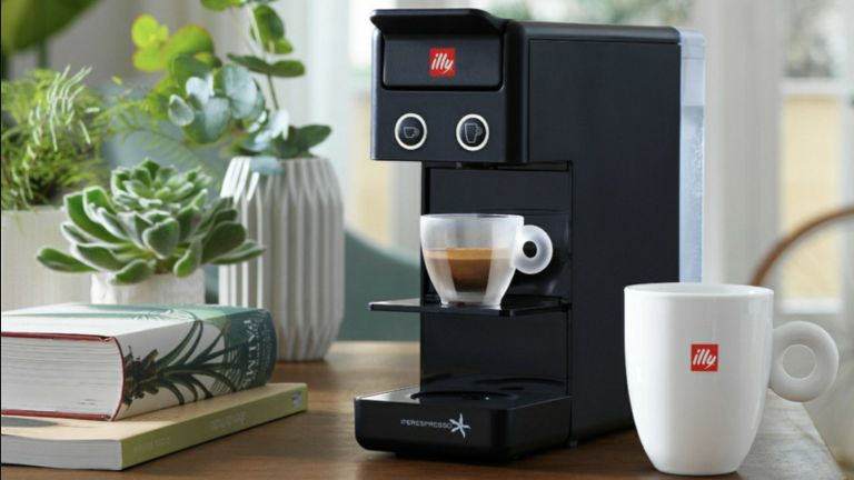 We tested pod coffee machines from Illy, Krups, Kitchenaid and Lavazza