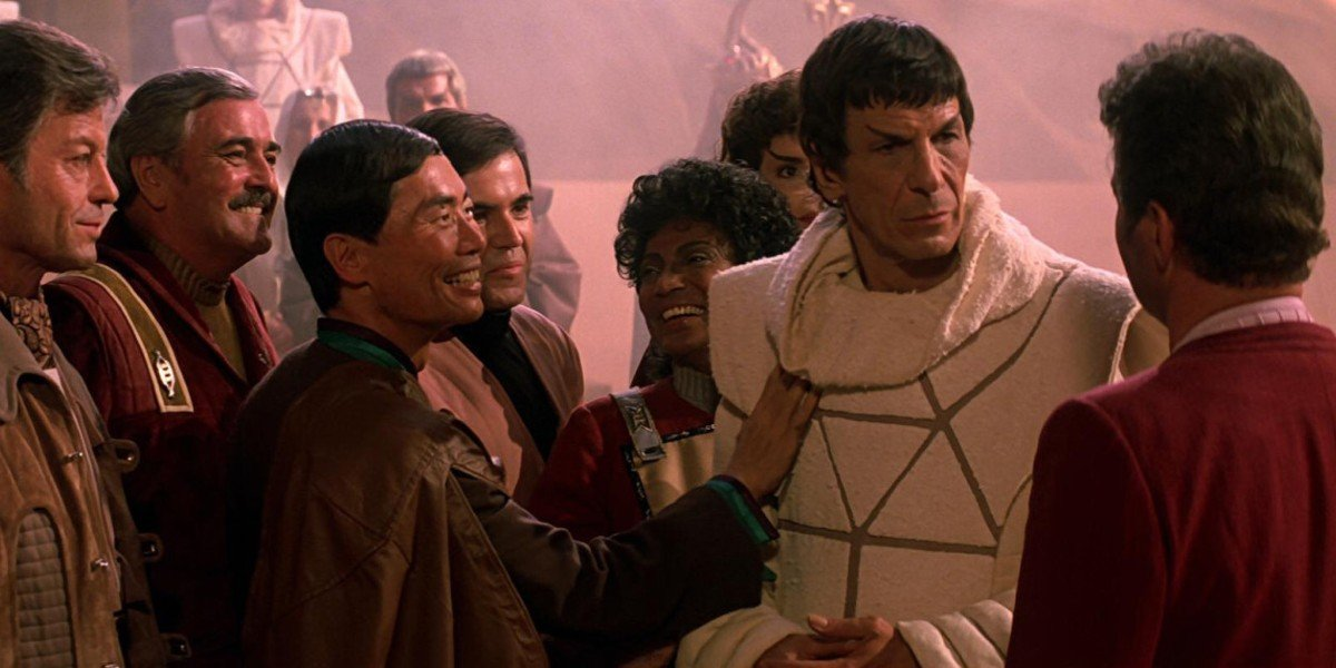 The Cast of Star Trek III: The Search For Spock