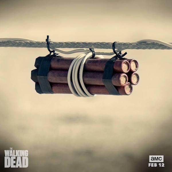 walking dead dynamite