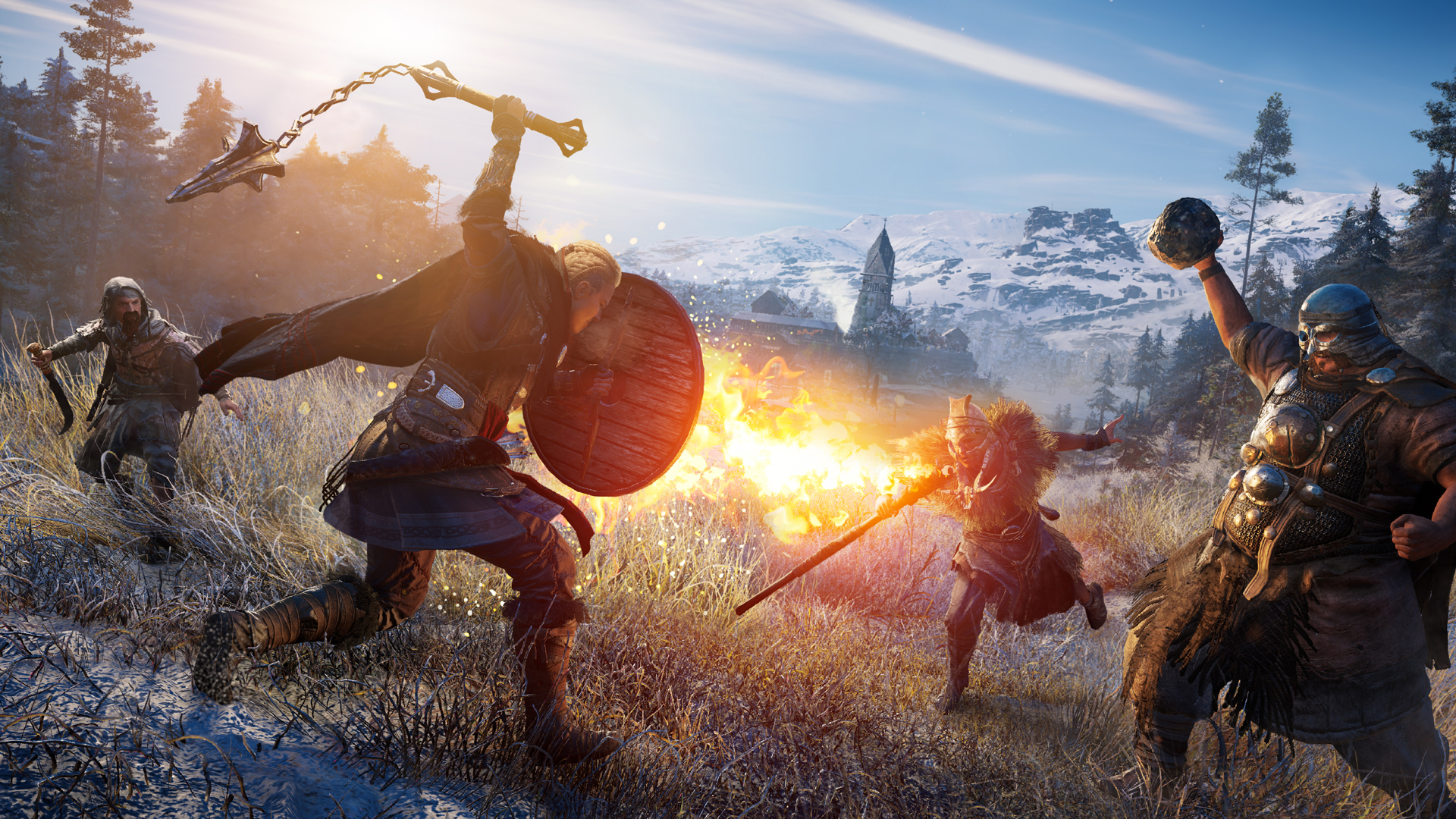 """Assassin's Creed Valhalla will have 25 """"unique"""" enemy types   GamesRadar+"""
