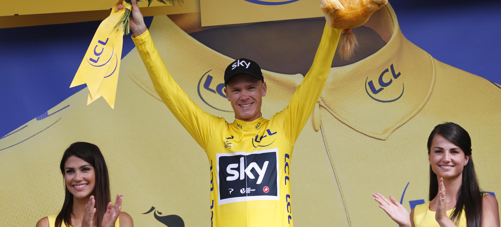 The British riders to have led one of the Grand Tours - Cycling Weekly 1241513a3