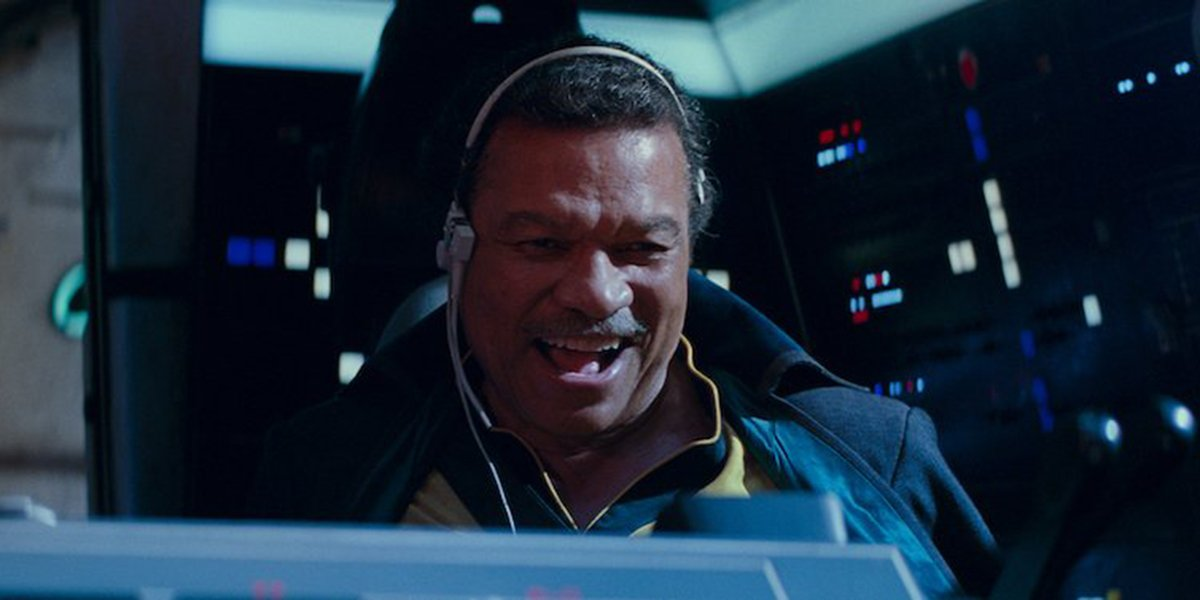 Star Wars' Billy Dee Williams Posts Sweet Throwback With The Original Cast