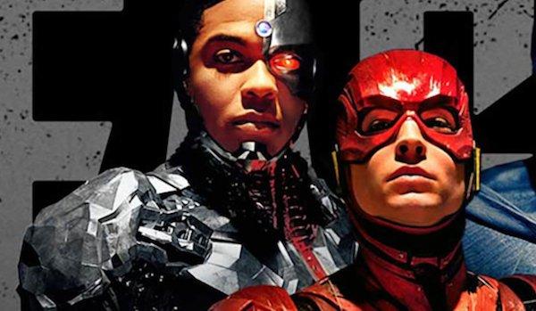 Cyborg and Flash