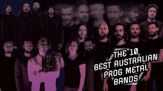10 best Australian prog metal bands