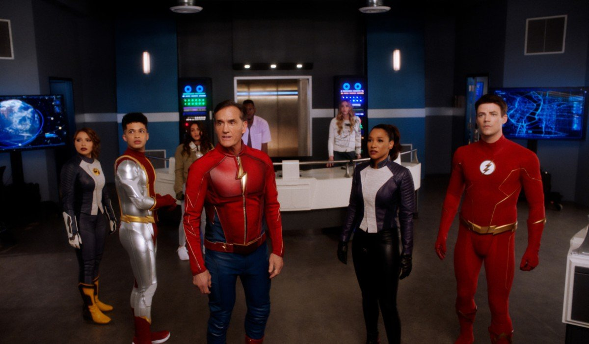 The Flash speedsters The CW