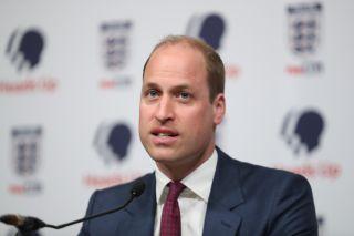 The Duke of Cambridge launches new mental health campaign
