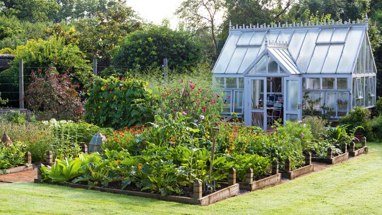 Monty Don's tip for building raised beds