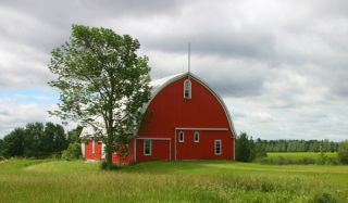Why Are Barns Traditionally Painted Red Live Science