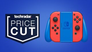 Price cut on Nintendo Switch Mario Red & Blue Edition