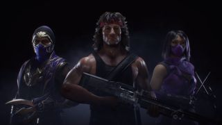 Mortal Kombat 11: John Rambo, Mileena and Rain join the fight - Here's the trailer