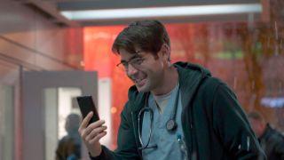 James Wolk as Joe Kimbreau in NBC's 'Ordinary Joe'