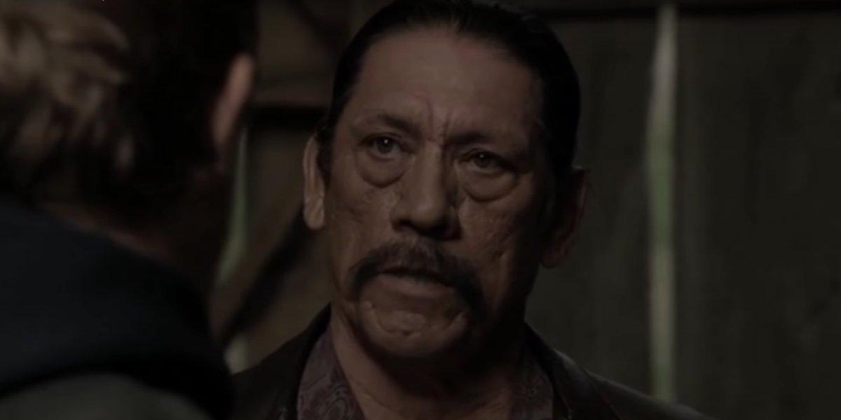 """Danny Trejo as Romero """"Romeo"""" Parada on Sons of Anarchy"""