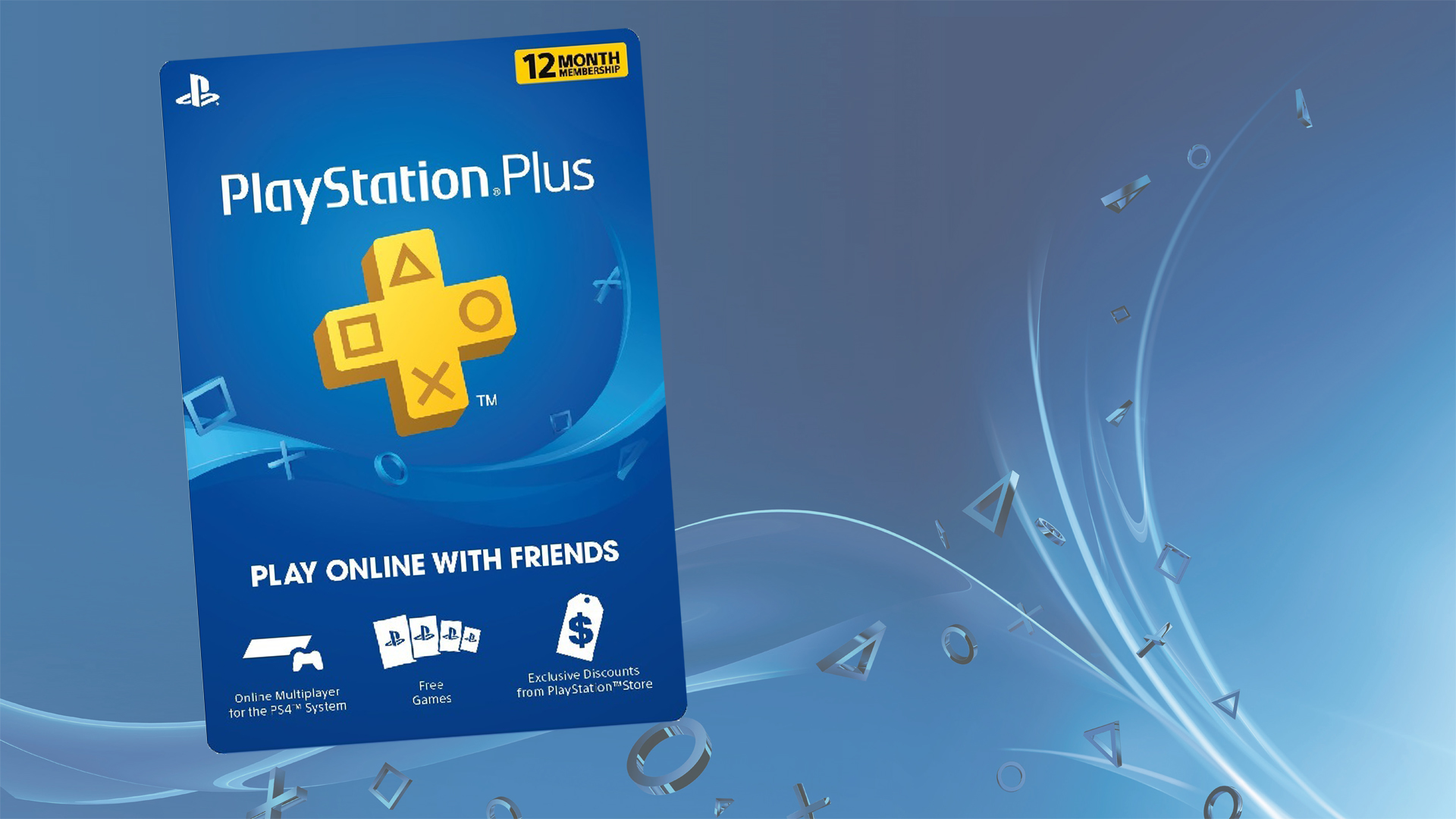 Get More Playstation Plus For Less 12 And 3 Month Subscriptions 4 Pro Reg Eu Gamesradar