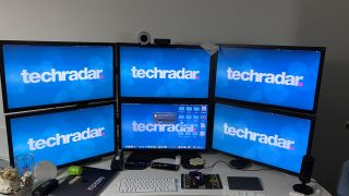 How multiple monitors an boost productivity