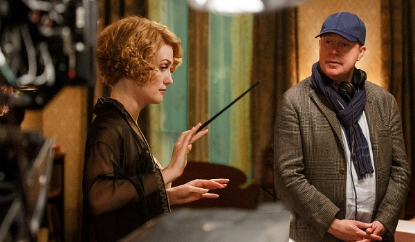 alison sudol queenie David Yates Fantastic Beasts and Where To Find Them