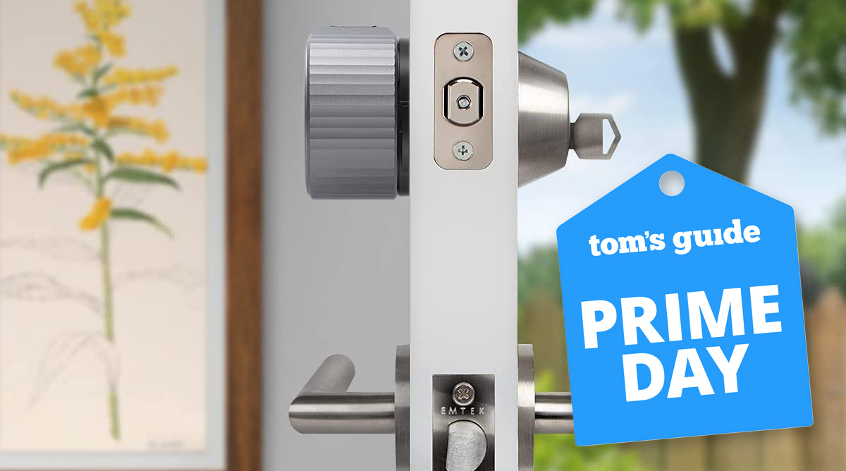 August Wi-Fi smart lock Prime Day deal