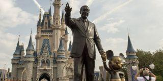 Partners statue at Walt Disney World
