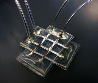research in action, ria, technology, electronics, memory, biocompatibility, memristor, liquid metal, Jello-O ®
