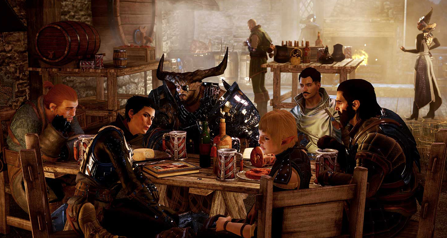 Dragon Age 4's cool original concept featured spies and heists, says report